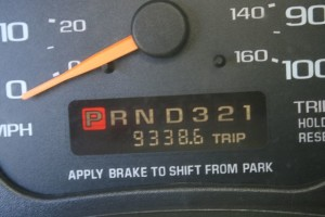 9338 miles driven