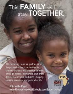 Embracing Hope poster